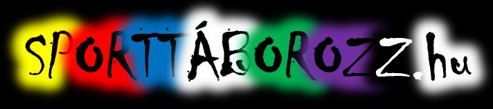 Sporttáborozz Logo